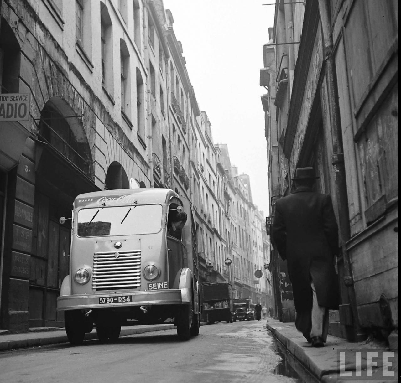 1950 coca cola arrive france 02 1950, Coca Cola arrive en France