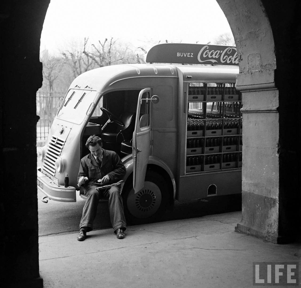 WORD VIRUS: 1950, Coca Cola Arrive En France