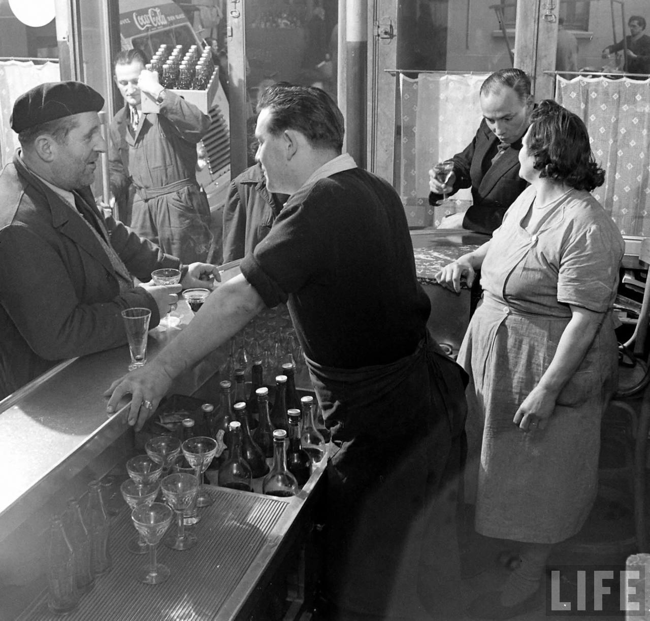1950 coca cola arrive france 09 1950, Coca Cola arrive en France