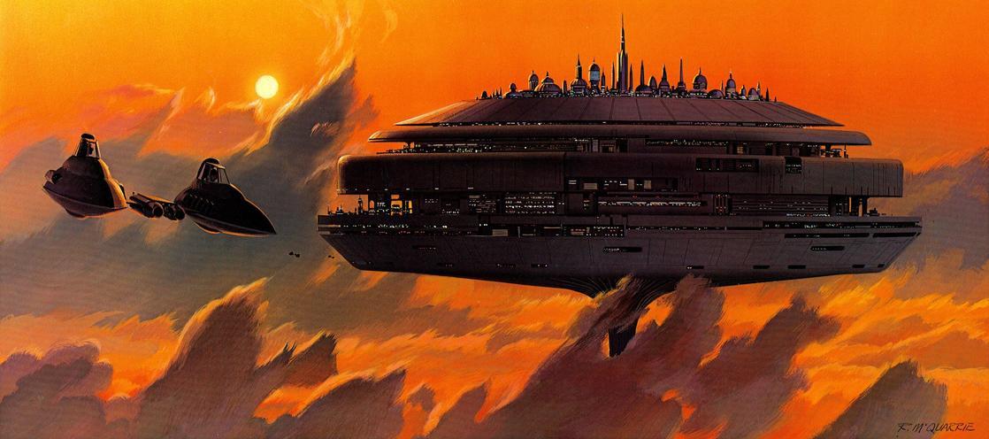 Les illustrations originales du storyboard de Star Wars ! By Laboiteverte Illustration-originale-storyboard-star-wars-23