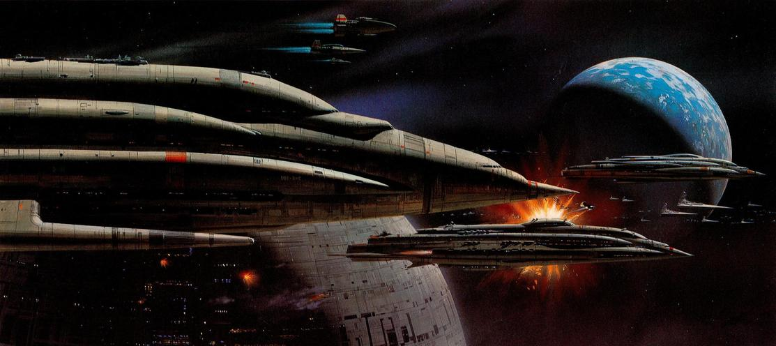 Les illustrations originales du storyboard de Star Wars ! By Laboiteverte Illustration-originale-storyboard-star-wars-34