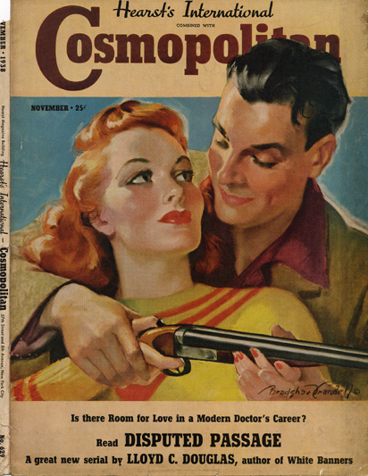 Histoire COSMOPOLITAN MAGAZINE 07 Historique des couvertures de Cosmopolitan Magazine de 1896 à 1976