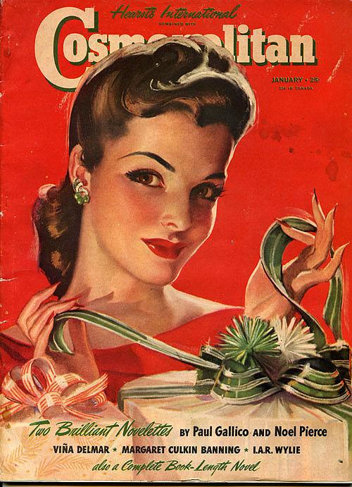 Histoire COSMOPOLITAN MAGAZINE 10 Historique des couvertures de Cosmopolitan Magazine de 1896 à 1976