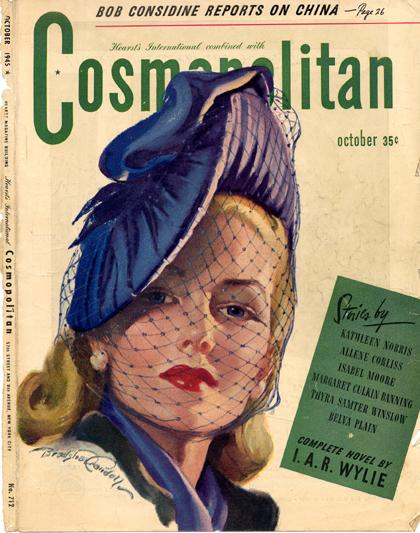Histoire COSMOPOLITAN MAGAZINE 13 Historique des couvertures de Cosmopolitan Magazine de 1896 à 1976