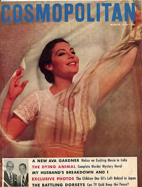 Histoire COSMOPOLITAN MAGAZINE 19 Historique des couvertures de Cosmopolitan Magazine de 1896 à 1976