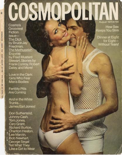 Histoire COSMOPOLITAN MAGAZINE 21 Historique des couvertures de Cosmopolitan Magazine de 1896 à 1976