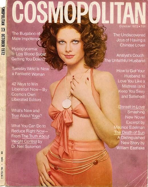 Histoire COSMOPOLITAN MAGAZINE 22 Historique des couvertures de Cosmopolitan Magazine de 1896 à 1976