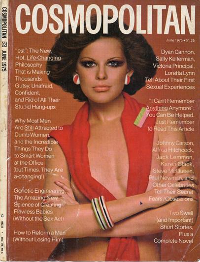 Histoire COSMOPOLITAN MAGAZINE 23 Historique des couvertures de Cosmopolitan Magazine de 1896 à 1976