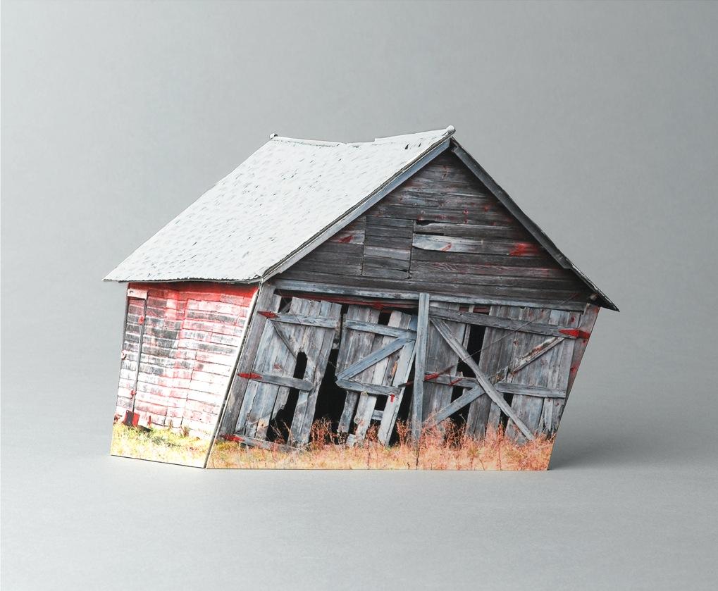 Modele Maison Detruite 04 Maquettes de maisons détruites