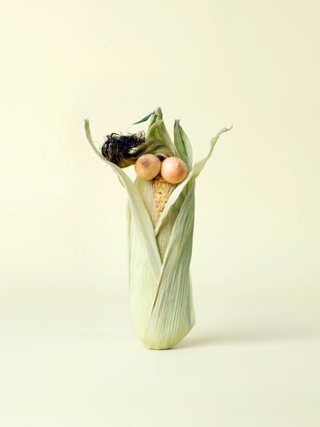 animaux legumes cark kleiner 03 Les animaux en fruits et légumes de Carl Kleiner
