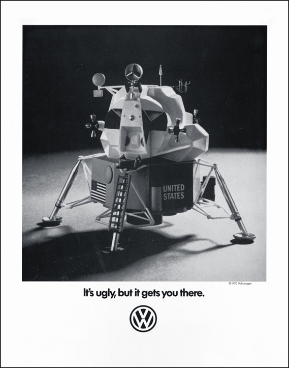 classic vw beetle ad campaigns the 1955 hudson. Black Bedroom Furniture Sets. Home Design Ideas