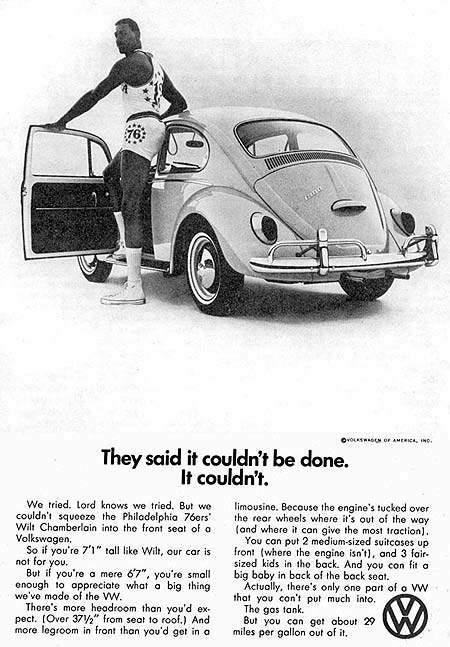beetle coccinelle volkswagen vw publicite vintage. Black Bedroom Furniture Sets. Home Design Ideas