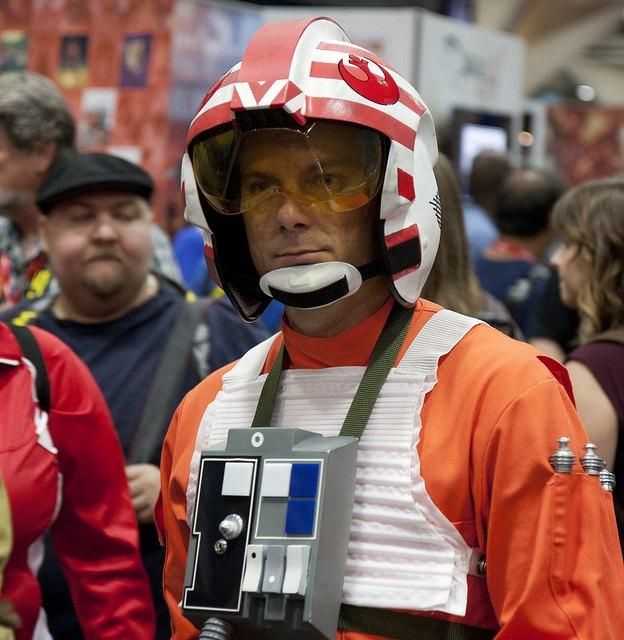 costume deguisement cosplay comic con 2011 02 Les meilleurs costumes de Comic Con 2011