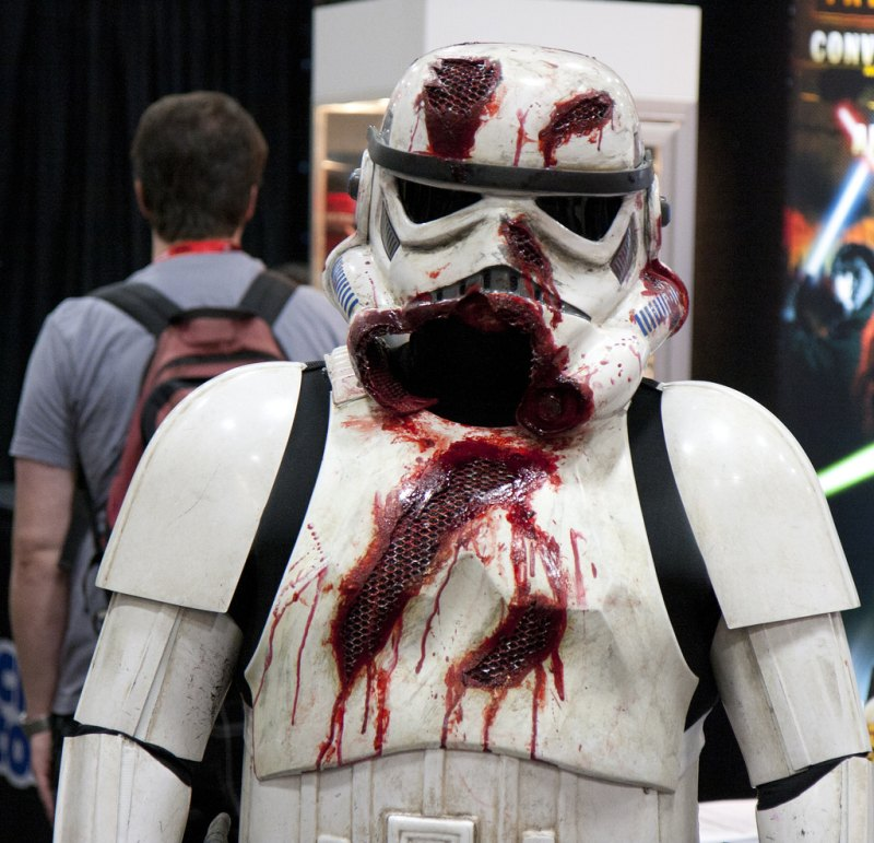 costume deguisement cosplay comic con 2011 05 Les meilleurs costumes de Comic Con 2011