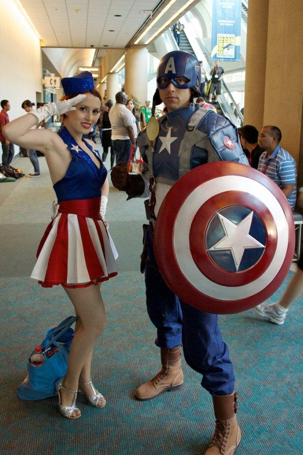 costume deguisement cosplay comic con 2011 06 Les meilleurs costumes de Comic Con 2011