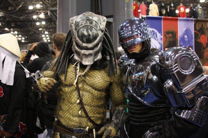 costume deguisement cosplay comic con 2011 10 Les meilleurs costumes de Comic Con 2011