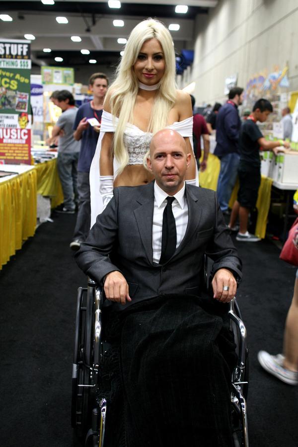 costume deguisement cosplay comic con 2011 11 Les meilleurs costumes de Comic Con 2011