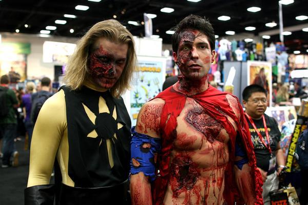 costume deguisement cosplay comic con 2011 12 Les meilleurs costumes de Comic Con 2011