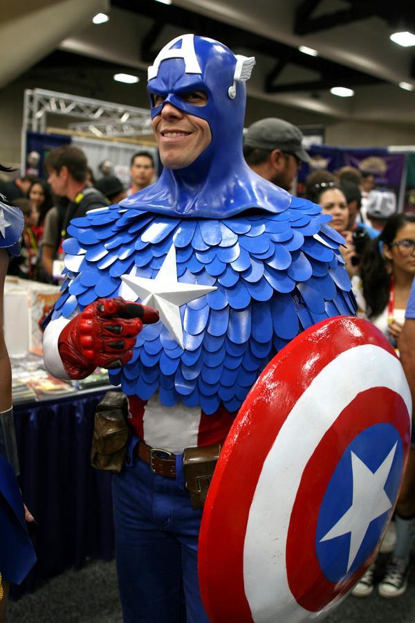costume deguisement cosplay comic con 2011 13 Les meilleurs costumes de Comic Con 2011