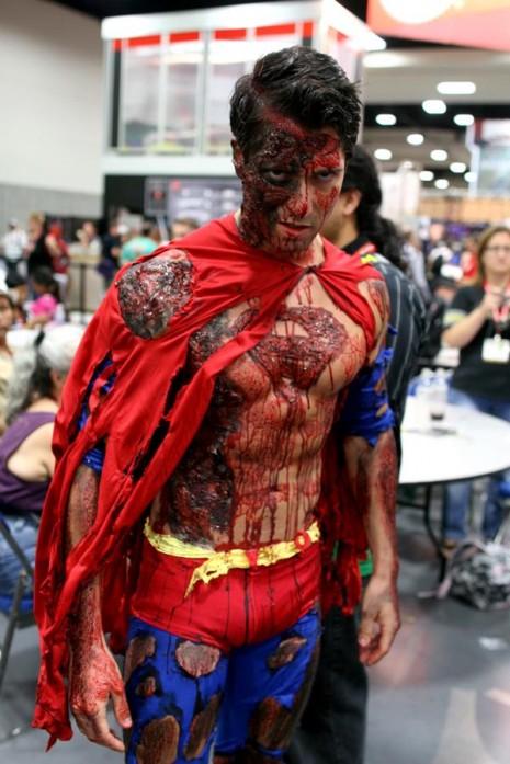 costume deguisement cosplay comic con 2011 14 Les meilleurs costumes de Comic Con 2011