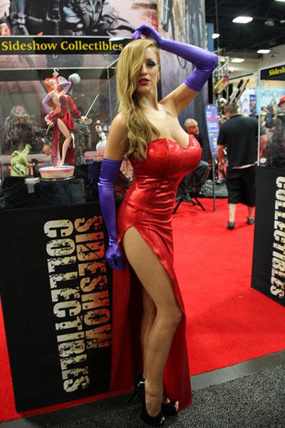 costume deguisement cosplay comic con 2011 15 Les meilleurs costumes de Comic Con 2011