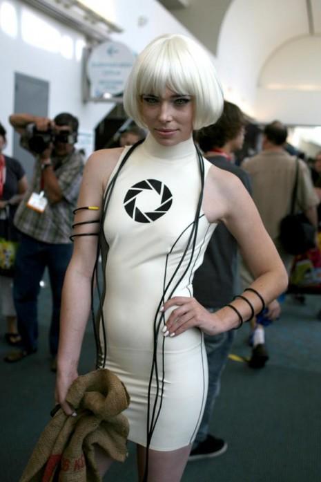 costume deguisement cosplay comic con 2011 18 Les meilleurs costumes de Comic Con 2011