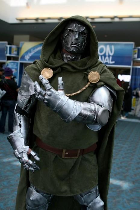 costume deguisement cosplay comic con 2011 19 Les meilleurs costumes de Comic Con 2011