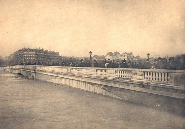 Pont de l'Alma (Maximum de la Crue)