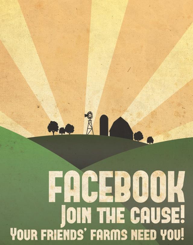 facebook propagande Affiches de propagande pour Twitter, Facebook et Google Plus
