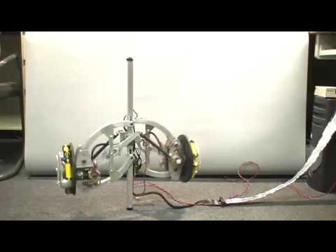 iHop, le robot sauteur équilibriste