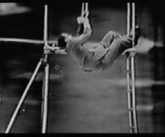 Larry Griswold, inventeur du trampoline
