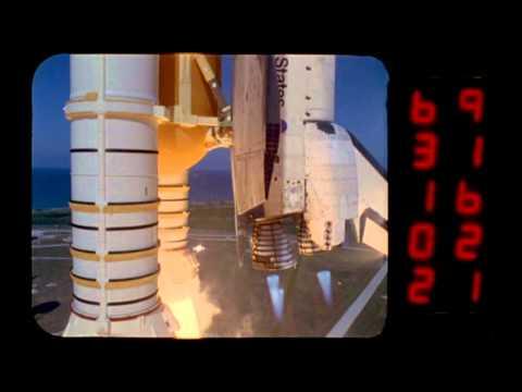 Le meilleur des vidéos de la navette spatiale
