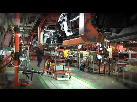 Construire une Chevrolet Volt en 2min