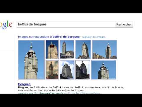 Première publicité Google en France