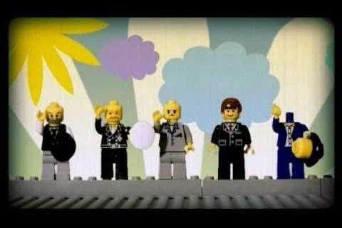 Histoire de l'URSS en Lego