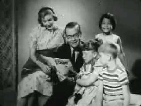 Parodies des publicités des années 1960 dans les années 60