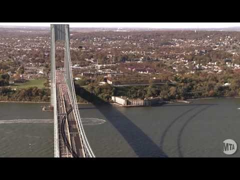 Timelapse du marathon de New York 2010