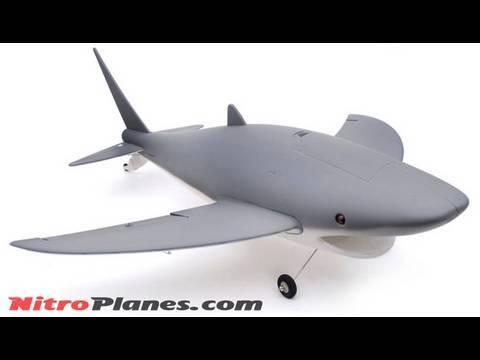 Requin volant télécommandé