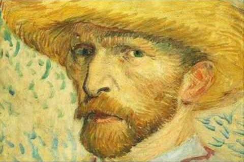 L'évolution des autoportraits de Vincent Van Gogh
