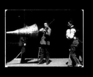 La première vidéo sonore