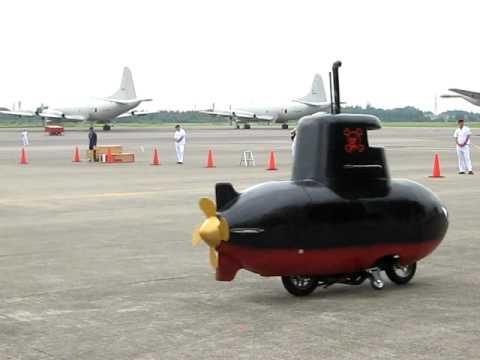La guerre anti-sous-marine expliquée aux enfants japonais