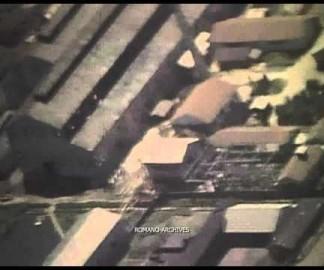 Dans le cockpit d'un avion de combat en 1945