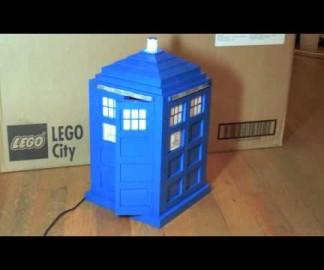 Tardis Lego