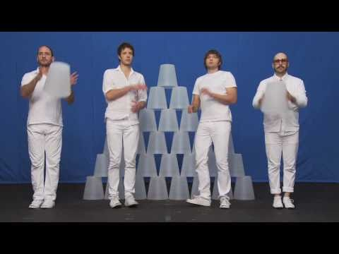 Clip du groupe Ok Go – White Knuckles