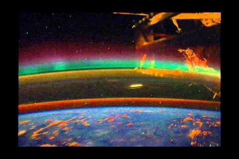 La Terre en timelapse depuis l'ISS