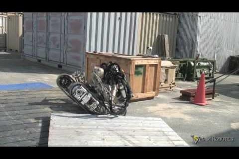 B.E.A.R., le robot tellement doué que ça fait peur