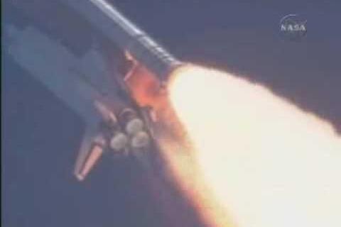 Dernier lancement d'Atlantis