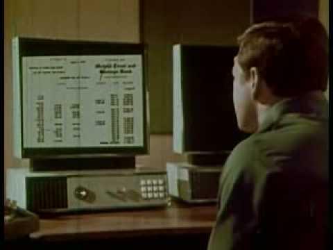 Internet imaginé en 1969