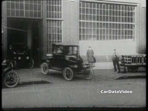Histoire de la Ford Model T