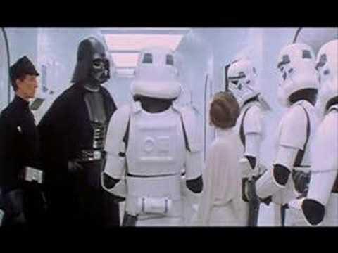 La voix originale de Darth Vader